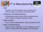it in manufacturing2