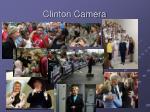 clinton camera
