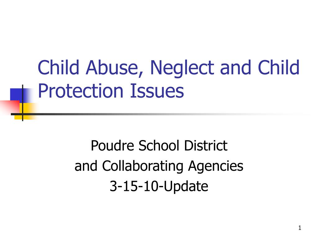the issue of child abuse and neglect in the united states