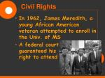 civil rights53