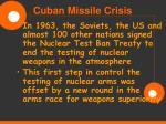 cuban missile crisis30