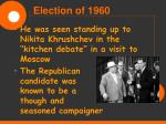 election of 19604