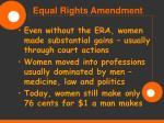 equal rights amendment83
