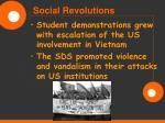 social revolutions72