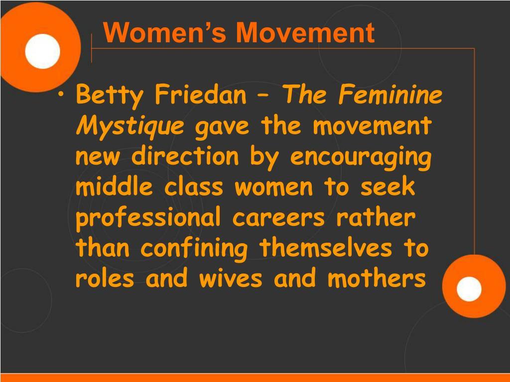 Betty Friedan –
