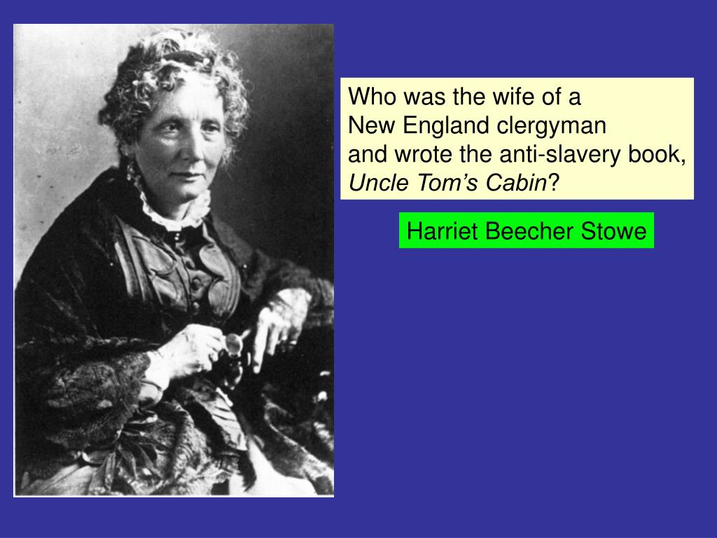 Who was the wife of a