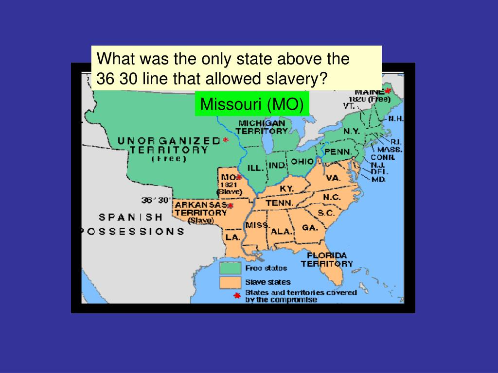 What was the only state above the