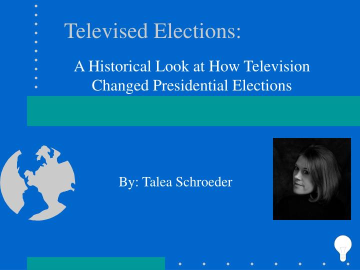 Televised elections