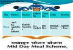 6 weekly indicative mdm menu