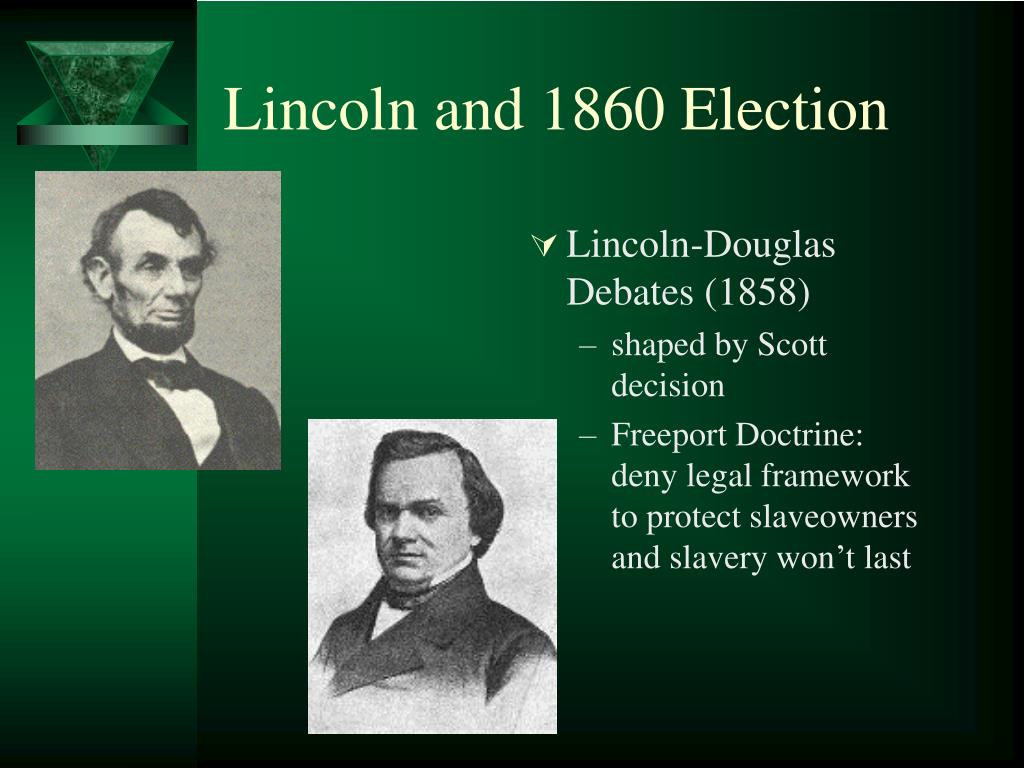 Lincoln and 1860 Election