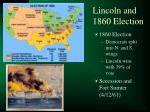 lincoln and 1860 election21