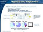 digital pulse compression