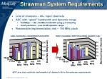 strawman system requirements
