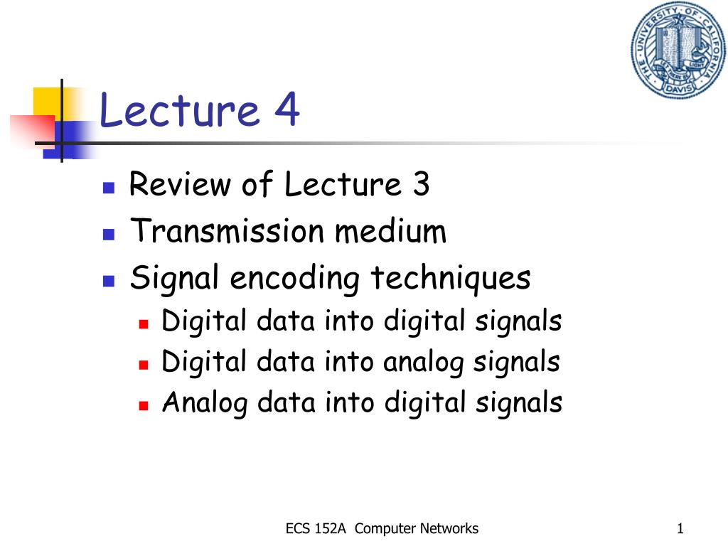 review on lecture