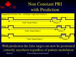 non constant pri with prediction