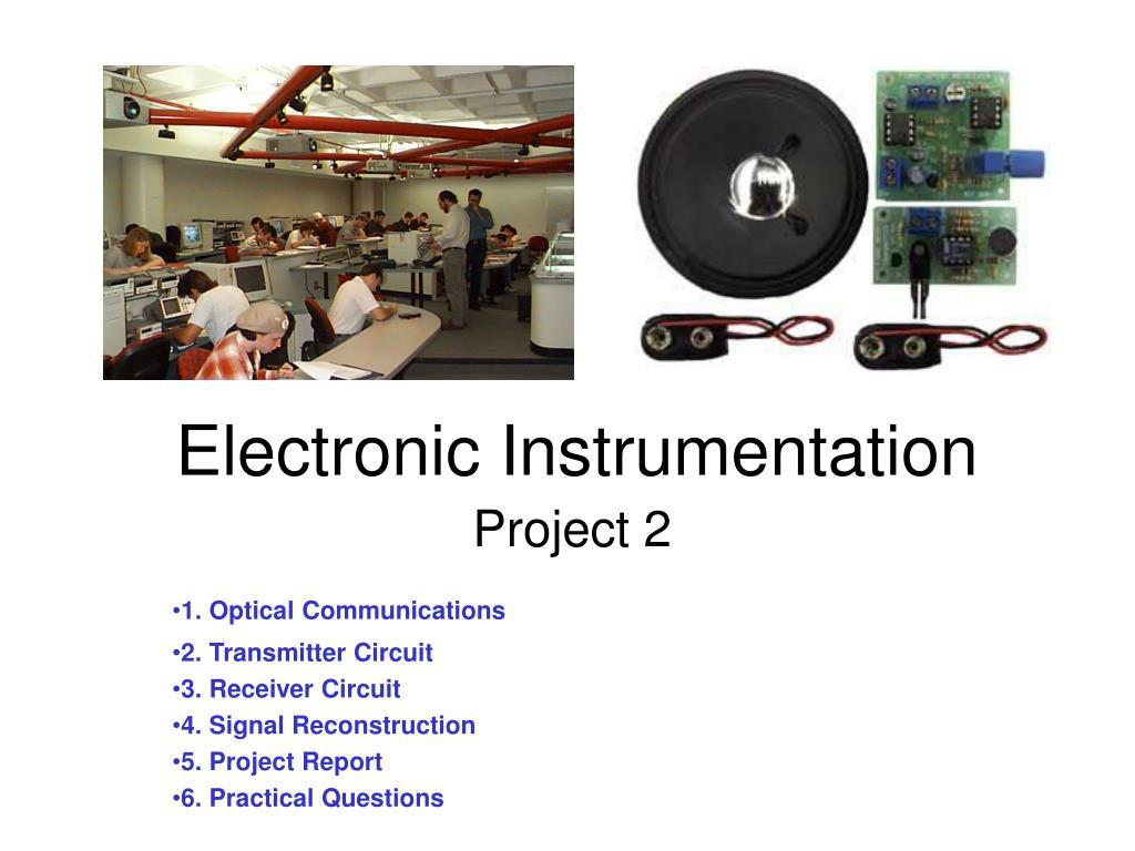 electronic instrumentation l.