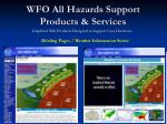 wfo all hazards support products services3