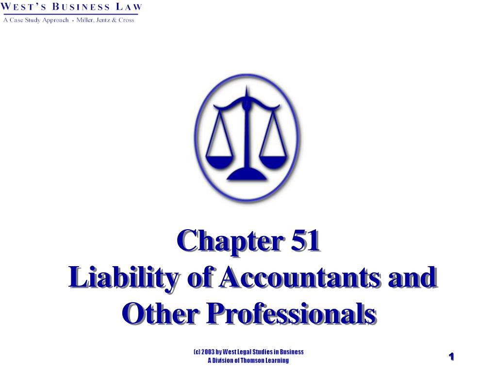 """negligence liability of accountants Accountants' liability cases bartlit beck represents accounting firms, including several of the """"big four"""" firms, in complex litigation across the country."""