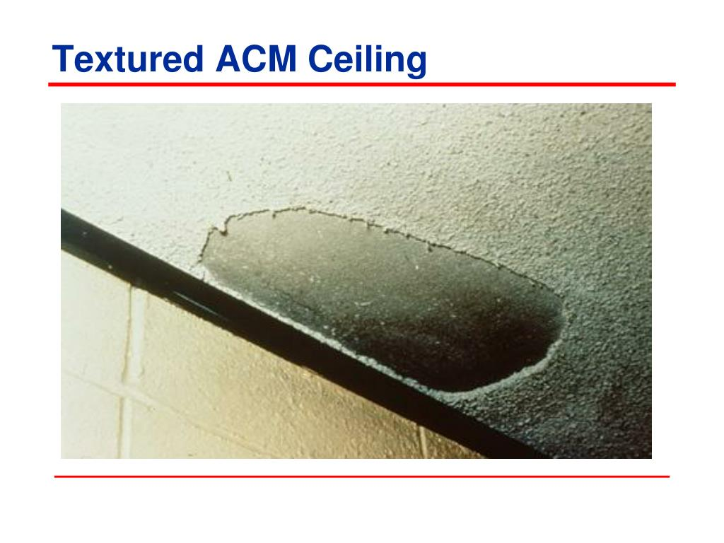 Textured ACM Ceiling