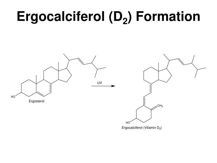 Ergocalciferol (D