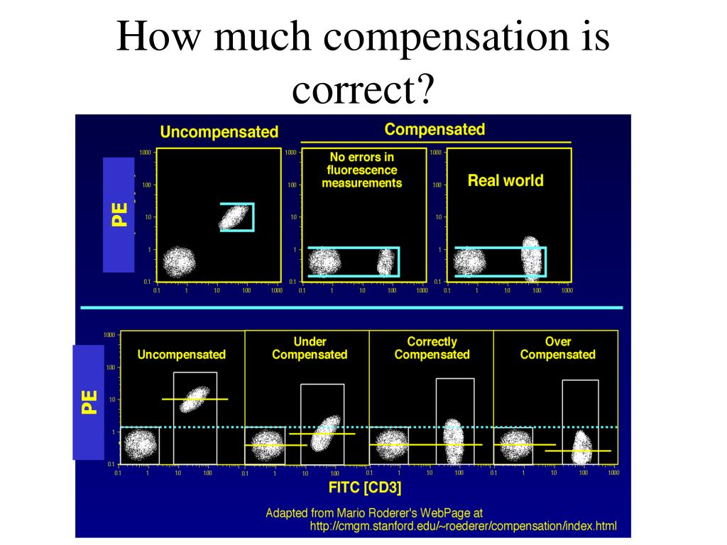How much compensation is correct?