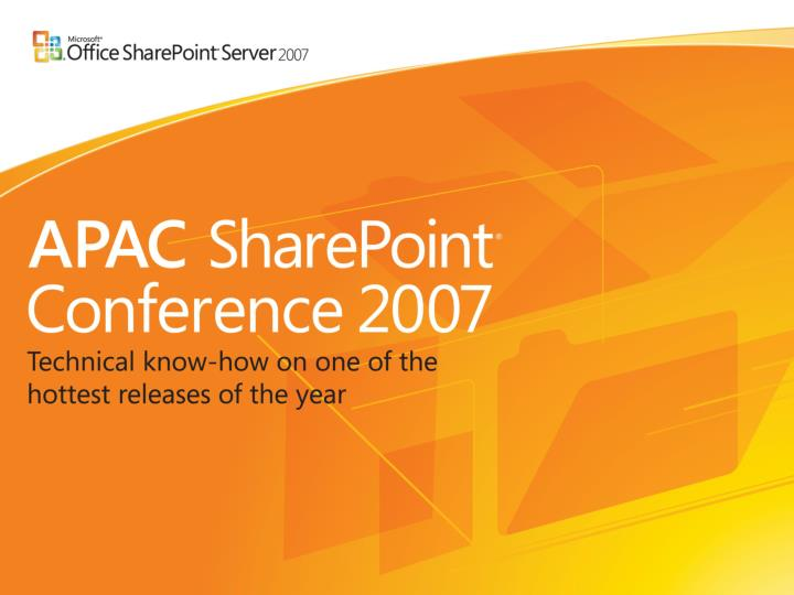 High availability and disaster recovery for sharepoint technologies