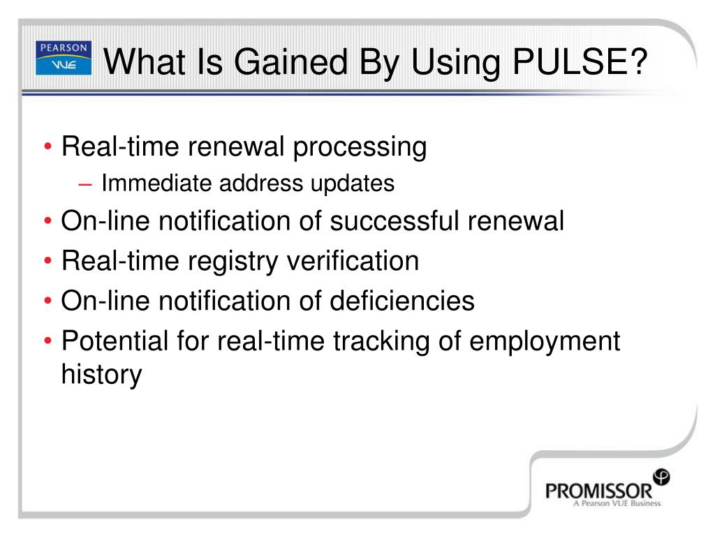 Real-time renewal processing