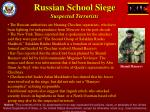 russian school siege suspected terrorists