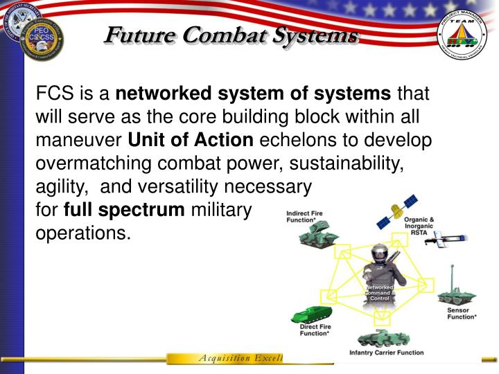 Future Combat Systems