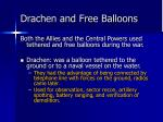 drachen and free balloons