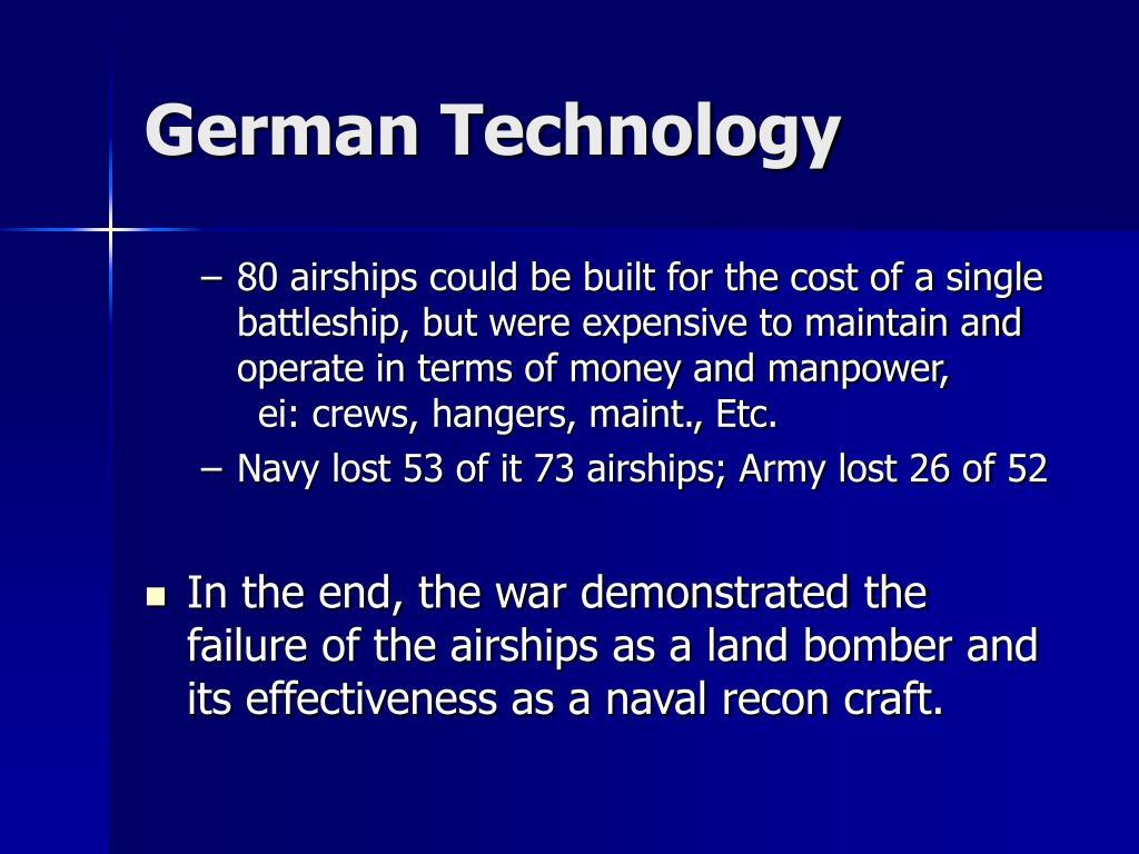 German Technology
