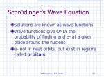 schr dinger s wave equation59