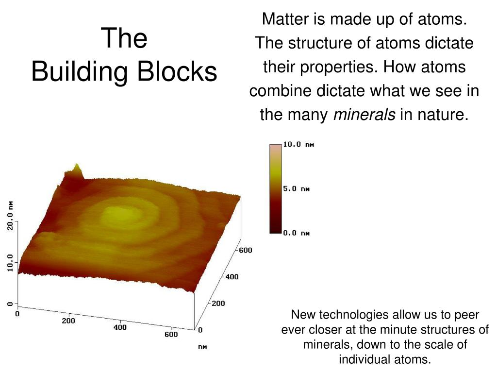 the building blocks l.
