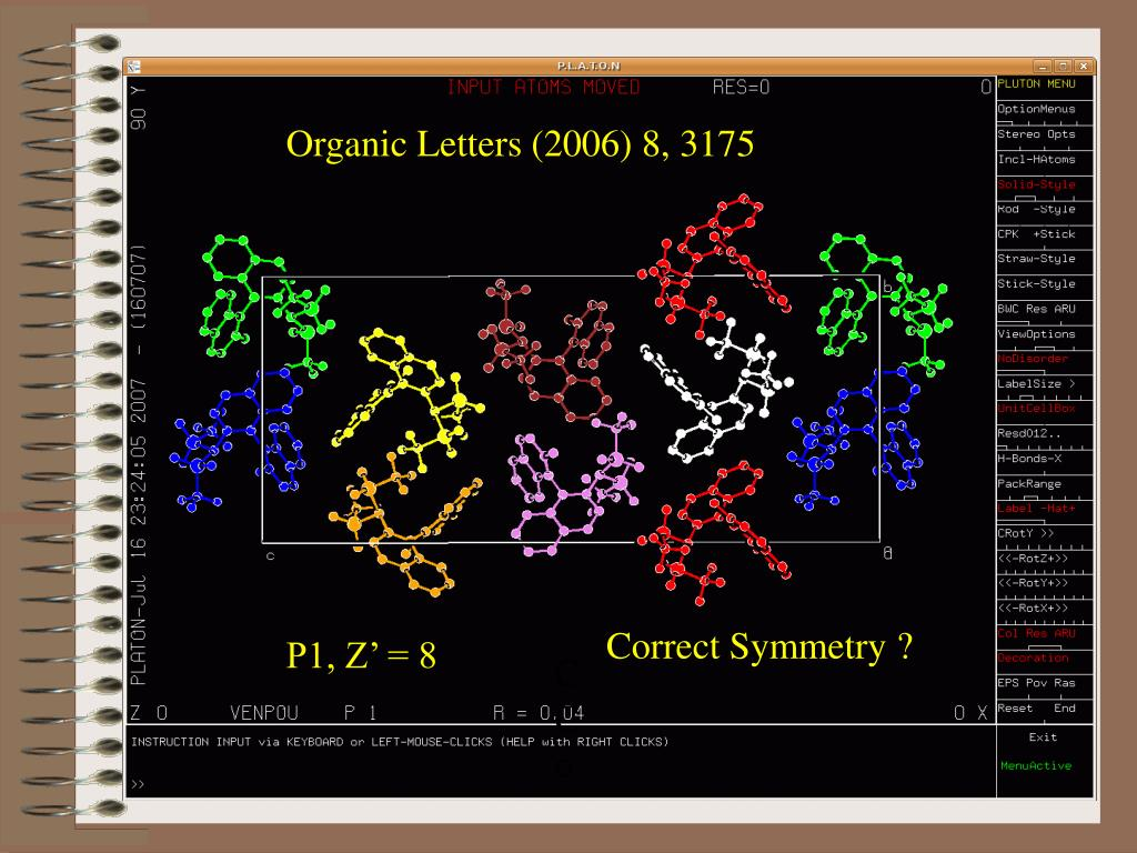 Organic Letters (2006) 8, 3175