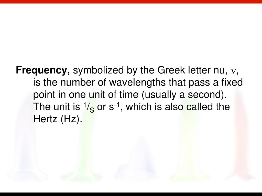 Frequency,