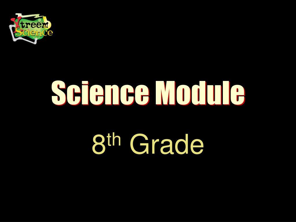 science module l.