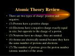 atomic theory review26