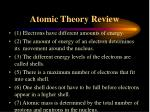 atomic theory review27