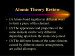 atomic theory review28