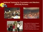 national training for counselors and mentors nt4cm pictures