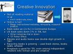 creative innovation52