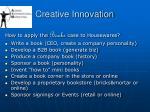 creative innovation54