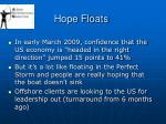 hope floats24