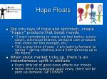 hope floats25