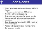 ocd ccwp