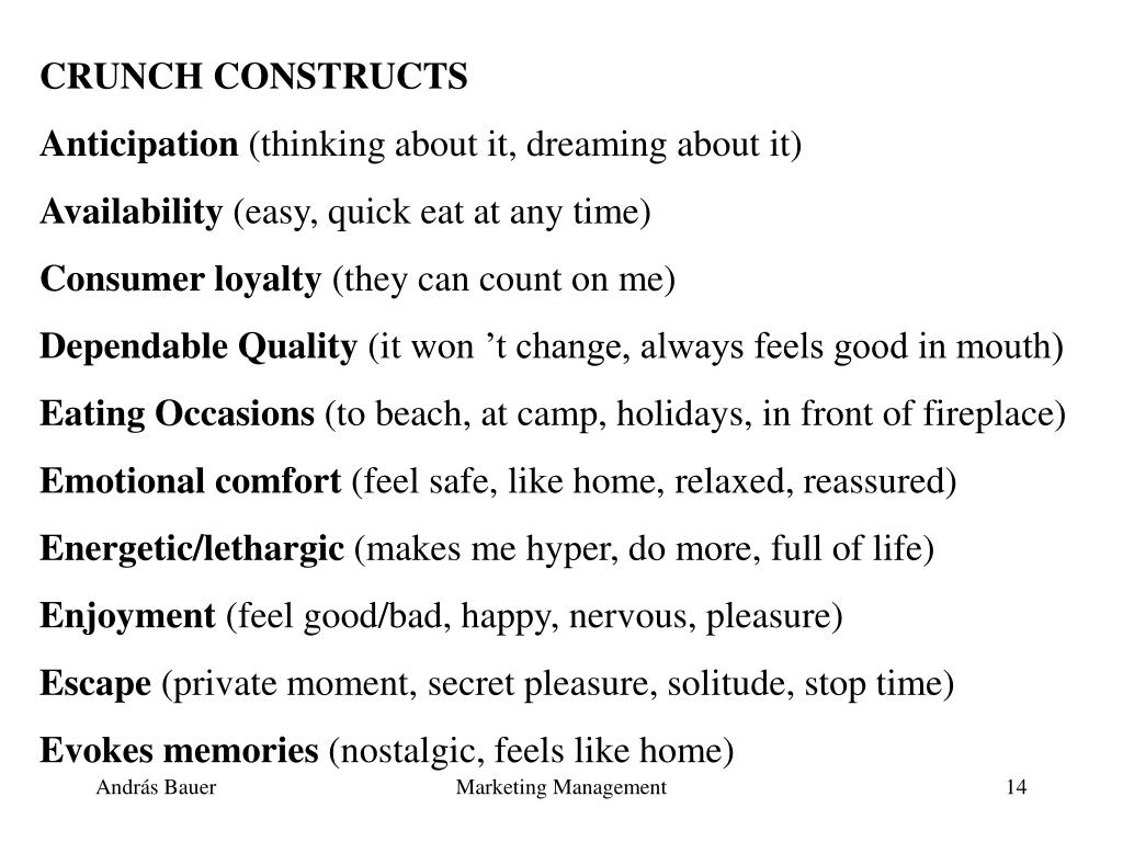 CRUNCH CONSTRUCTS