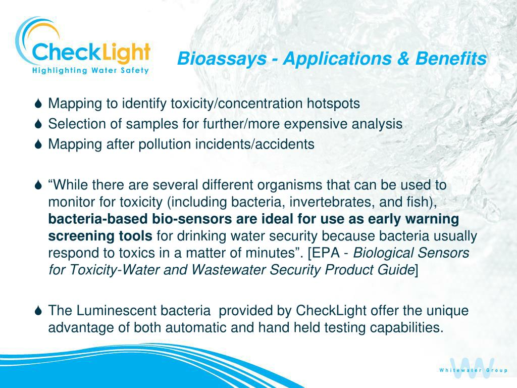 Bioassays - Applications & Benefits