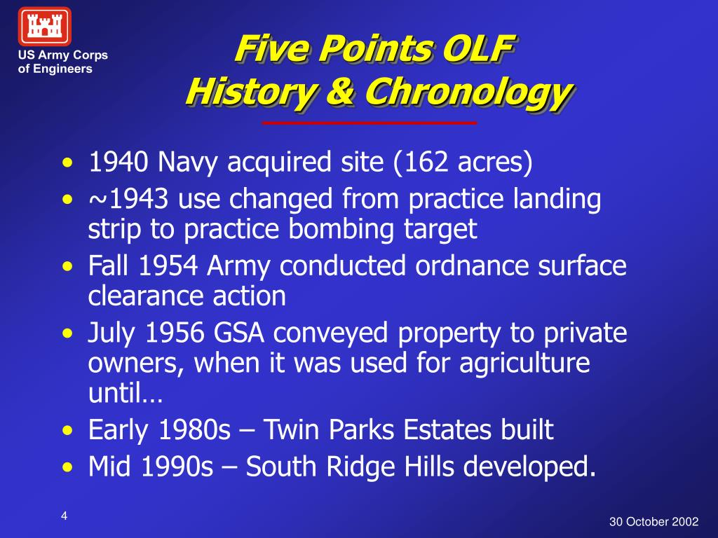 Five Points OLF