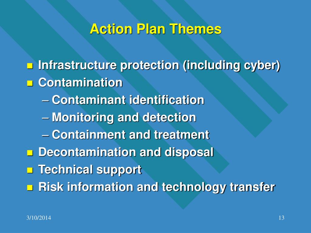 Action Plan Themes