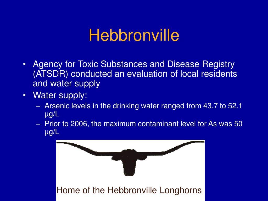 Hebbronville